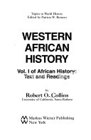 Western African History