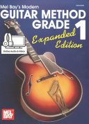 Modern Guitar Method Grade 1  Expanded Edition