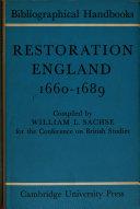 Restoration England, 1660-1689