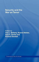 Security and the War on Terror