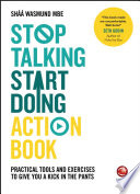 Stop Talking, Start Doing Action Book Are Proving Highly Popular At The Moment