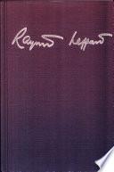Raymond Leppard on Music