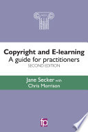 Copyright and E learning