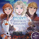 Book Frozen  Storybook Collection