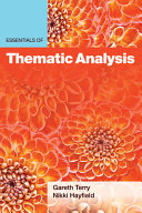 Essentials of Thematic Analysis