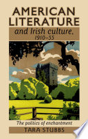 American literature and Irish culture  1910 55