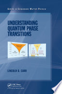Understanding Quantum Phase Transitions book