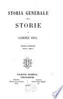 Storia generale delle storie