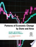 Patterns Of Economic Change By State And Area 2016 book