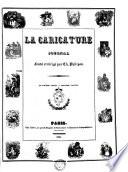 LA CARICATURE.