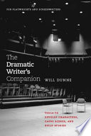 The Dramatic Writer s Companion