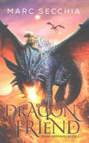 Dragonfriend Book Cover