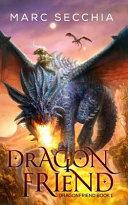 Dragonfriend Book Cover