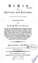 Archiv f  r Zoologie und Zootomie