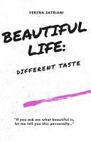 BEAUTIFUL LIFE: Different Taste Book