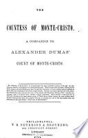 The Countess of Monte Cristo Book PDF