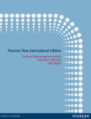 Systems Engineering and Analysis  Pearson New International Edition