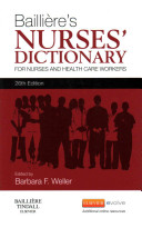 Bailliere s Nurses  Dictionary