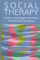 Social therapy