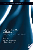 Truth  Intentionality and Evidence