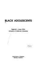 Black adolescents