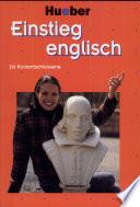 Einstieg Englisch Für Kurzentschlossene
