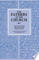 The City Of God Books Viii Xvi The Fathers Of The Church Volume 14