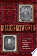 barriers between us