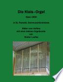 Die Klais Orgel Opus 1900 in St  Patrokli  Dortmund Kirchh  rde