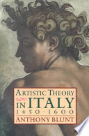 Artistic Theory in Italy  1450 1600