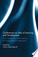 Conferences as Sites of Learning and Development