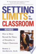 Setting Limits in the Classroom  Revised