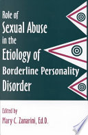 Role of Sexual Abuse in the Etiology of Borderline Personality Disorder