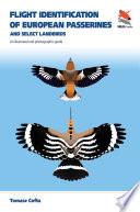 Book Flight Identification of European Passerines and Select Landbirds