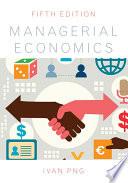 Managerial Economics  5th Edition
