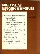 Metals Engineering Quarterly