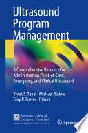 Ultrasound Program Management