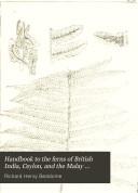 Handbook to the Ferns of British India, Ceylon and the Malay Peninsula