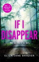 If I Disappeared Book PDF