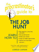 The Procrastinator S Guide To The Job Hunt