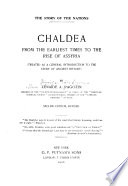Chaldea from the Earliest Times to the Rise of Assyria