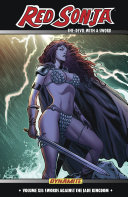 Red Sonja: She-Devil With A Sword Vol 12: Swords Against The Jade Kingdom