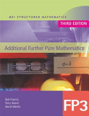 Additional Further Pure Mathematics