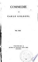 Commedie di Carlo Goldoni. Vol. 1. -46