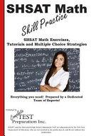 SHSAT Math Skill Practice