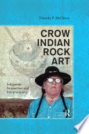 Crow Indian Rock Art