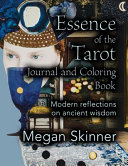 Essence of the Tarot Journal and Coloring Book