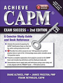Achieve CAPM Exam Success