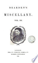 Dearden s Miscellany