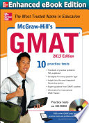 McGraw Hill s GMAT 2013 Edition